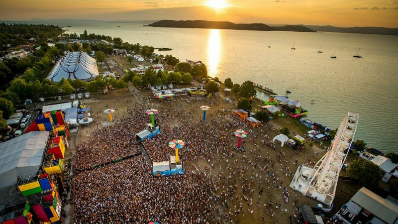 Photo of Primeras entradas a la venta para Balaton Sound 2018
