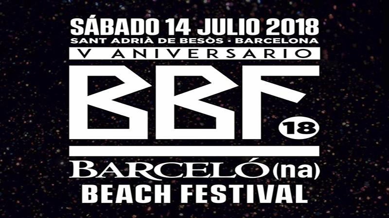 Photo of Barcelona Beach Festival cierra cartel para este 2018