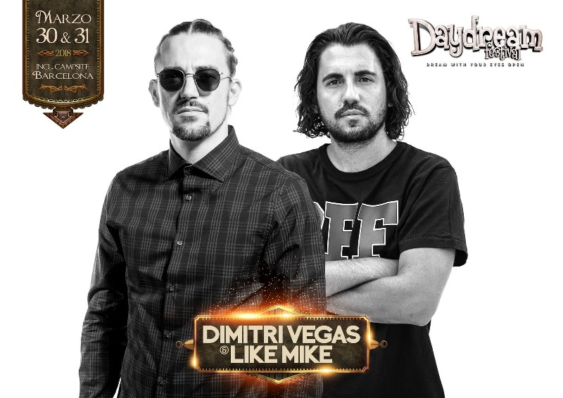 Dimitri-Vegas-Like-Mike-en-Daydream-Festival-EDMred Llega Daydream Festival España y ya conocemos la primera confirmación