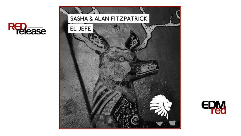 Photo of Sasha & Alan Fitzpatrick – El Jefe