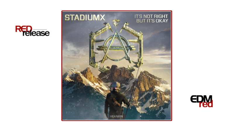 Photo of Stadiumx – It's Not Right But It's Okay