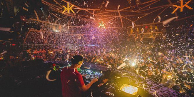 'Hakkasan Group' extiende la residencia de Tiësto para el 2018