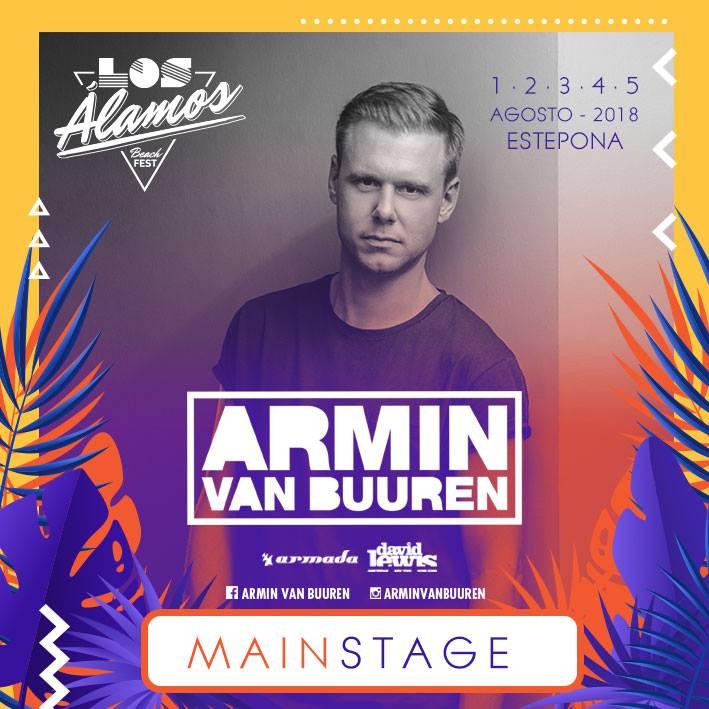 armin-van-buuren-los-alamos-EDMred Armin van Buuren es el primer confirmado para Los Álamos 2018