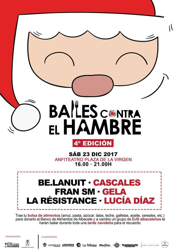 bailes-contra-el-hambre-2017-EDMred 4ª Edición Bailes Contra El Hambre