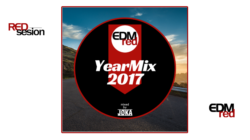 Photo of EDMred YearMix 2017