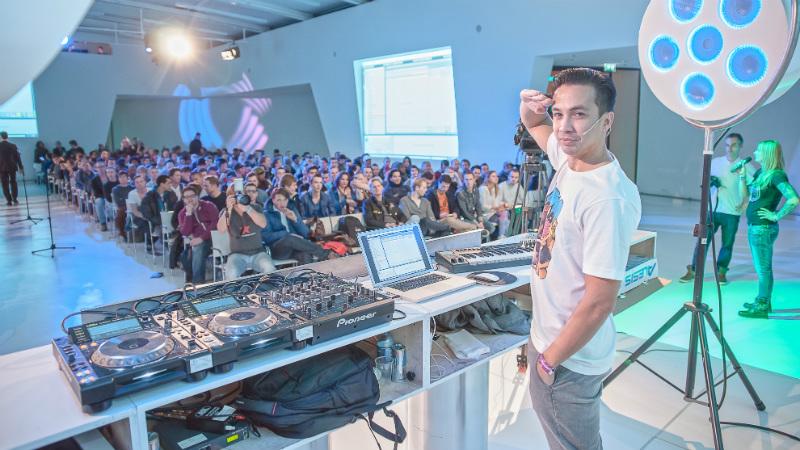 Dancefair-Laidback-Luke Los 20 DJs con más apariciones en la historia de Ultra Music Festival