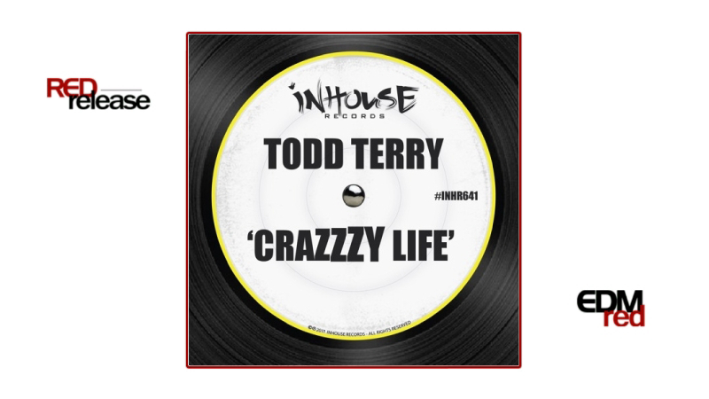 Photo of Todd Terry – Crazzzy Life