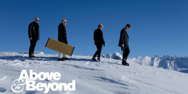 "El nuevo e impresionante single de Above & Beyond ""Always"" (feat. Zoë Johnston)"