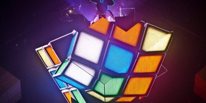 [FOTO] deadmau5 construye un nuevo cubo para pinchar en clubs