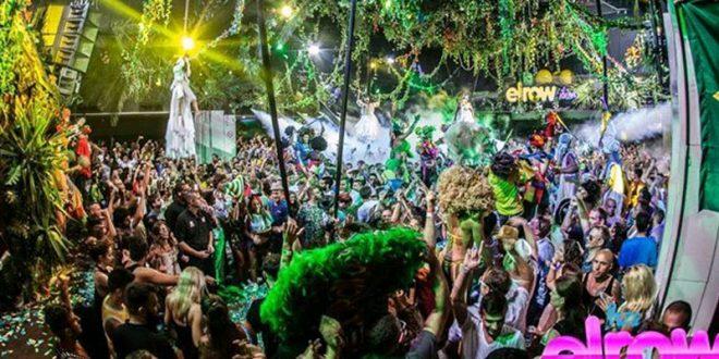 El mejor Carnaval se vive con elrow