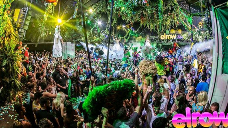 Photo of El mejor Carnaval se vive con elrow