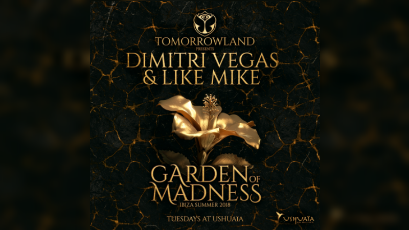 Photo of Ushuaïa revela su primera residencia para el verano de 2018: The Garden of Madness