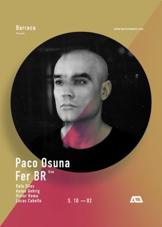 26992112_10156135632059810_1137059344235727628_n-321x450 Paco Osuna visitará Barraca el próximo 10 de febrero