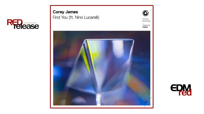 Photo of Corey James – Find You (ft. Nino Lucarelli)