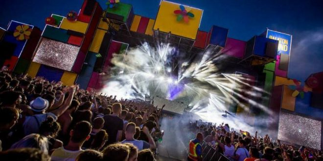 MainStage Balaton Sound 2017