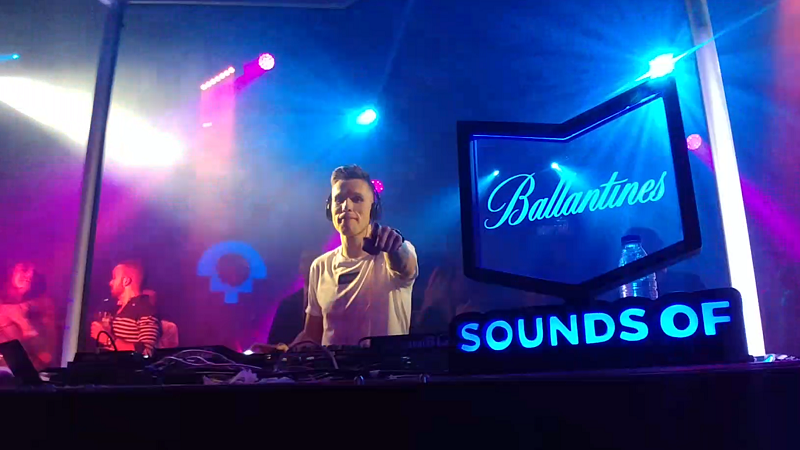 Photo of Nicky Romero vuelve a conquistar Madrid en #SoundsOf Ballantine's