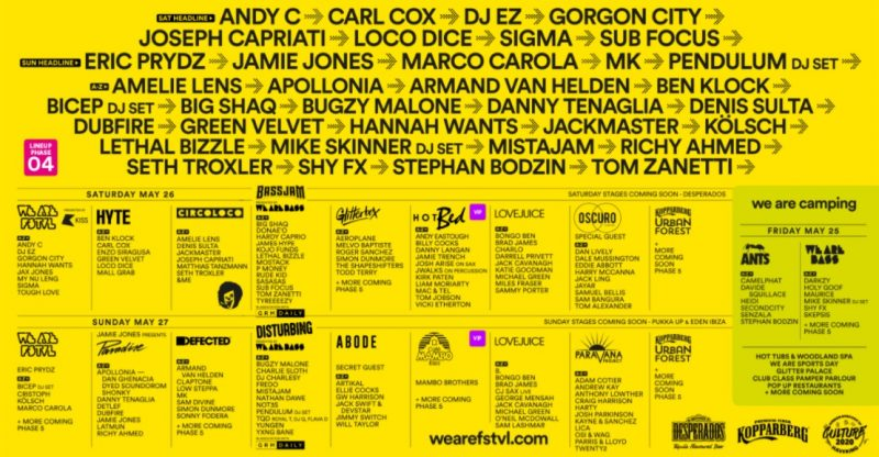 WE-ARE-FSTVL-800x416 Pendulum, Ben Clock y Bicep, novedades de la cuarta fasse de artistas de We Are FSTVL