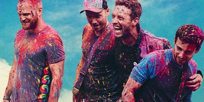 5 remixes a los clásicos de Coldplay