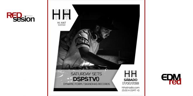 DSPSTV0 para Hi Hat Radio