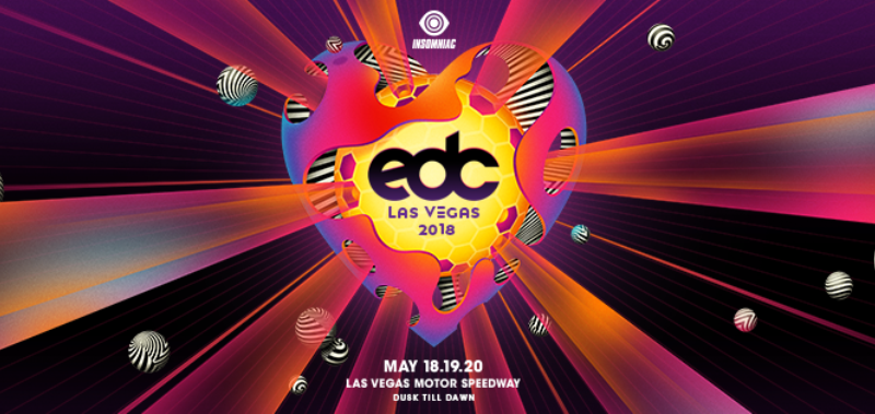 Photo of EDC Las Vegas 2018