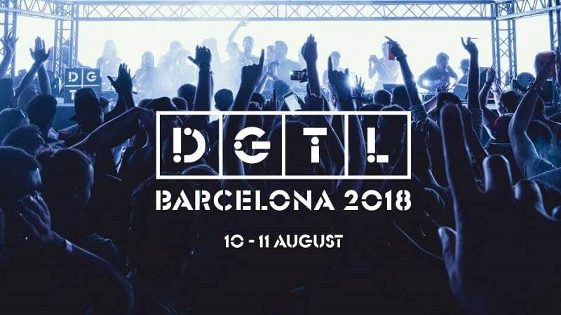 Photo of DGTL Barcelona 2018 desvela más de 40 artistas en su primer avance de cartel