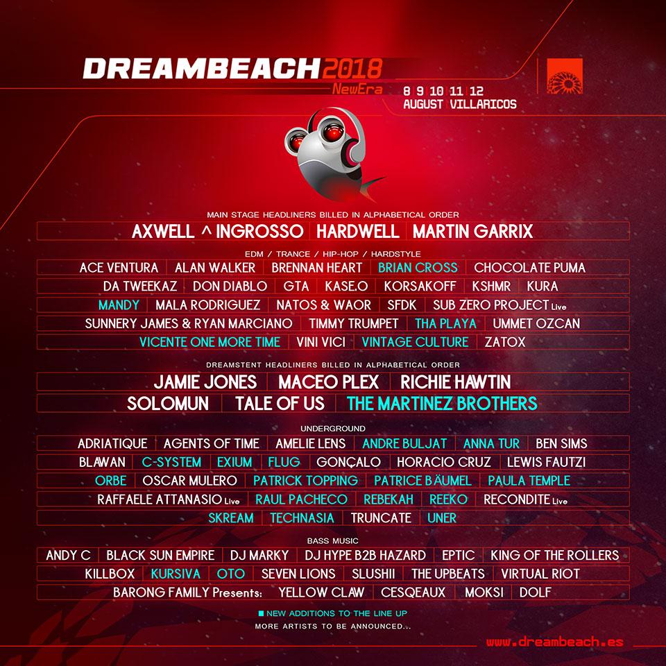 GENERAL_6_Dreambeach2018 Dreambeach hace una fuerte apuesta por el producto nacional en su último avance