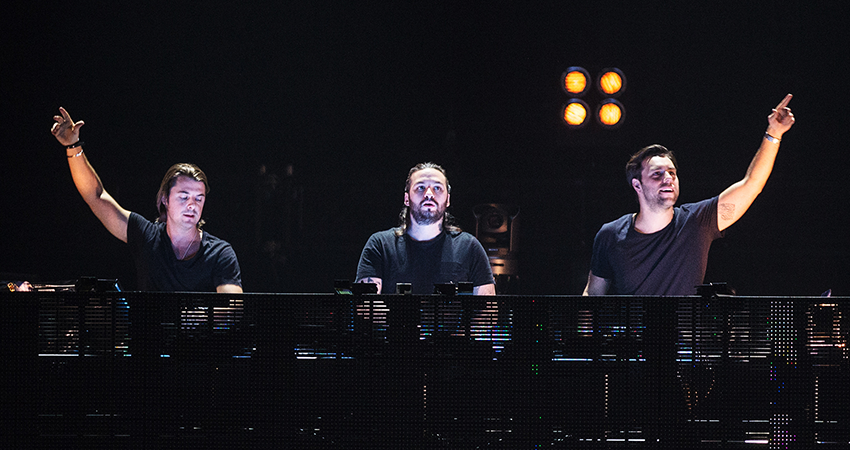 Photo of Spotify se une al hype alrededor de Swedish House Mafia