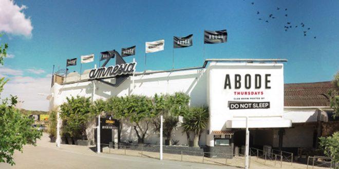 ADOBE, la nueva fiesta de los jueves en Amnesia