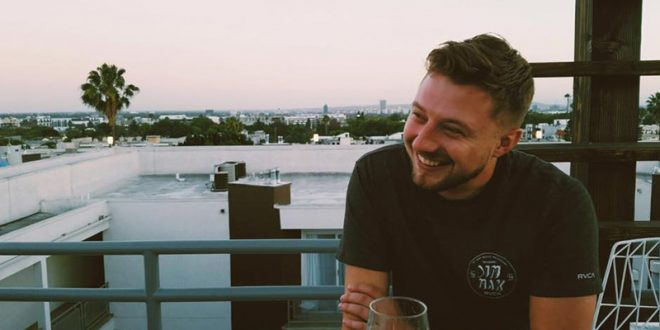 Entrevista EDMred: Jacob Plant
