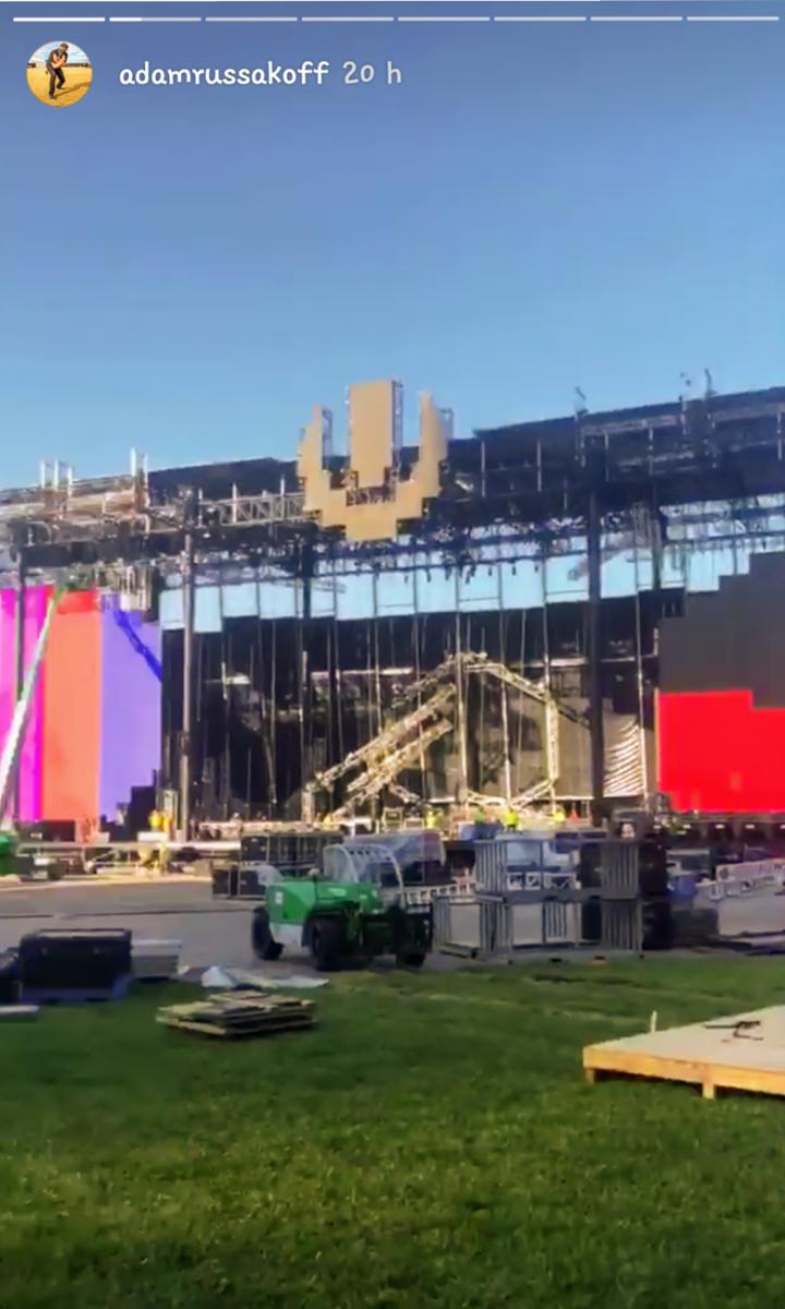 mainstage-ultra-miami-2018 SPOILER | Así avanza la construcción del mainstage de Ultra Miami 2018