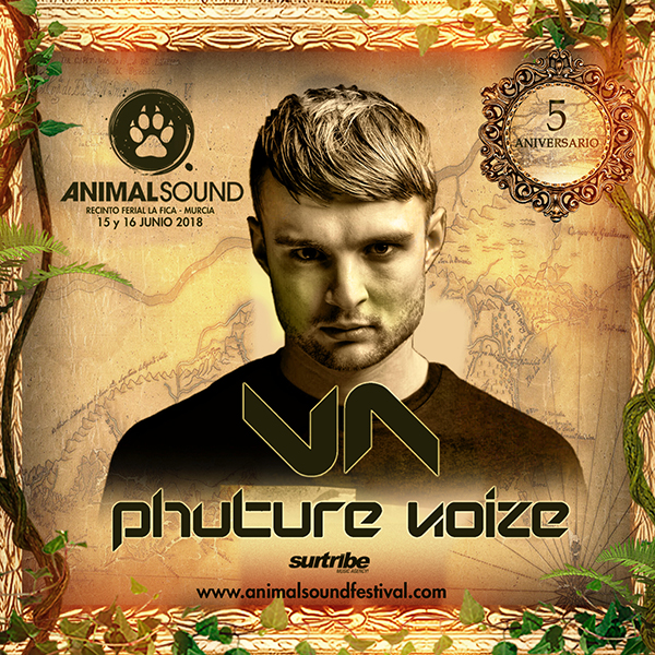 phuture-noize-animal-sound-EDMred Animal Sound 2018 suma hardstyle y remember