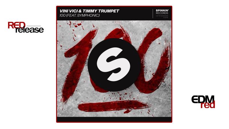 Photo of Vini Vici & Timmy Trumpet – '100' (feat. Symphonic)