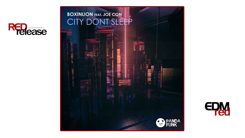 Photo of BOXINLION Feat. Joe Con – City Don't Sleep