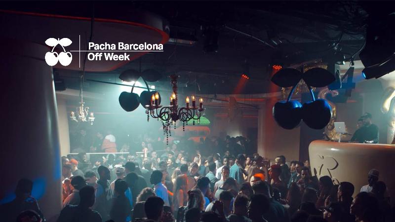Photo of Espectacular semana Off Week de Pachá Barcelona
