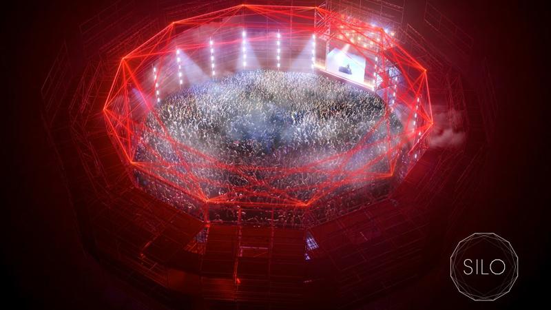 Photo of SILO, la nueva mega estructura de Creamfields para su próxima edición