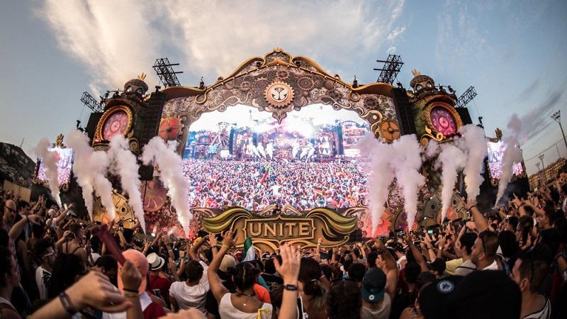 Photo of Cartel completo de UNITE with Tomorrowland Barcelona 2019