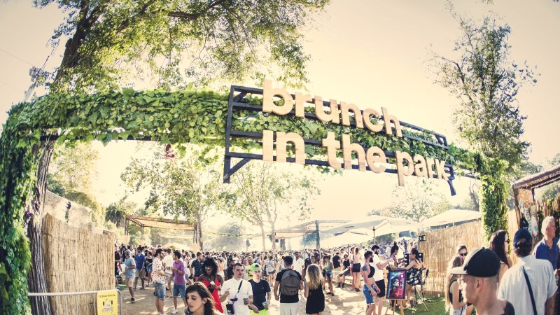 Photo of Paul Kalkbrenner y Carl Cox en Brunch In The Park Barcelona