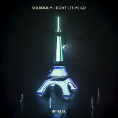 Solberjum-Dont-Let-me-GO-COVER-ART EXCLUSIVO: Solberjum - Don't Let Me Go