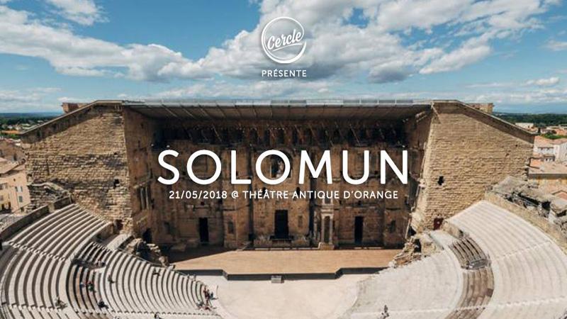 Photo of Solomun actuará en un anfiteatro romano de Francia