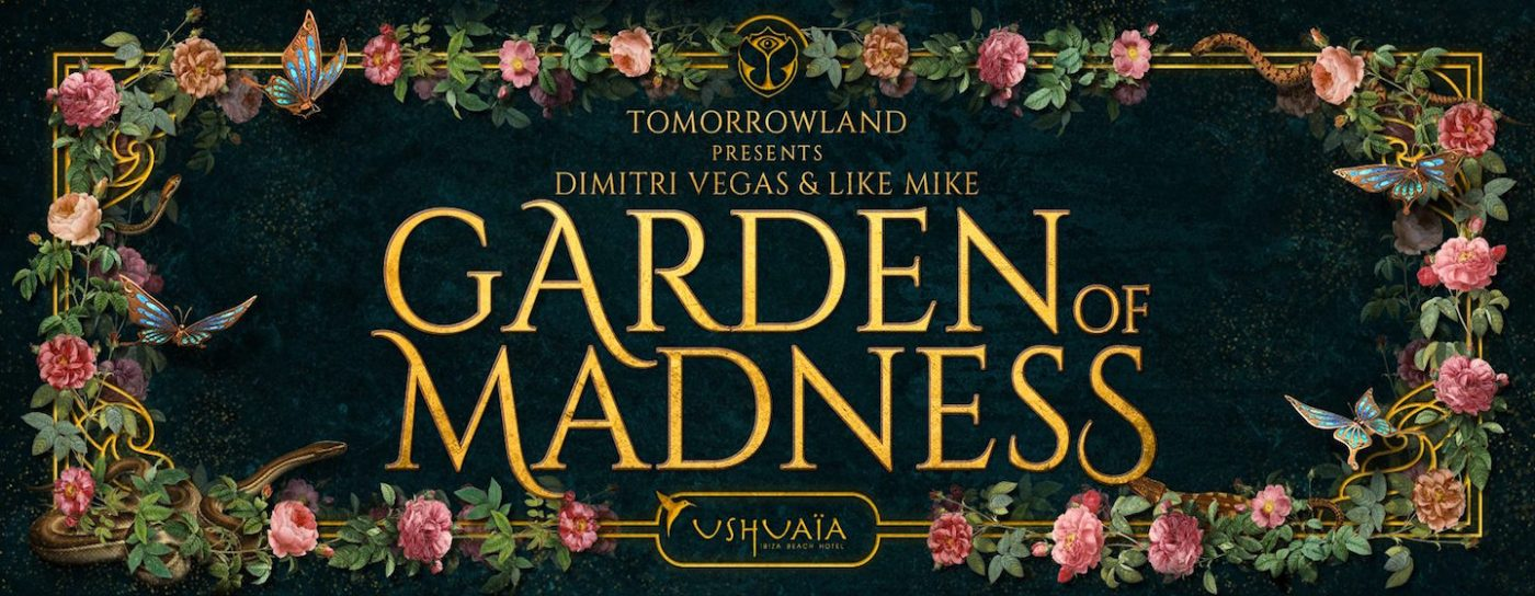 "Photo of Conoce a los artistas que estarán en ""Dimitri Vegas & Like Mike Garden of Madness"" este verano"
