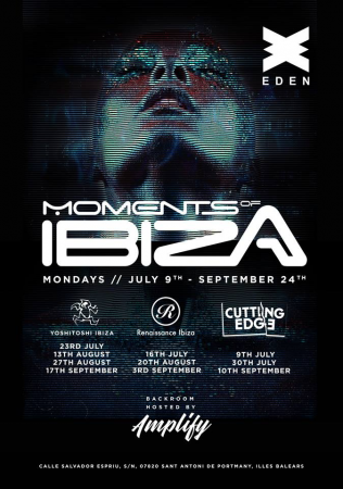 33768781_2497509990275225_7568985475210280960_n-316x450 Moments of Ibiza anuncia su cartel de temporada completo