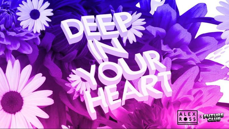 Photo of 'Deep In Your Heart', lo nuevo de Alex Ross
