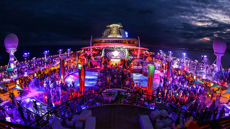 Photo of The Ark Cruise festival, paga con Criptomonedas