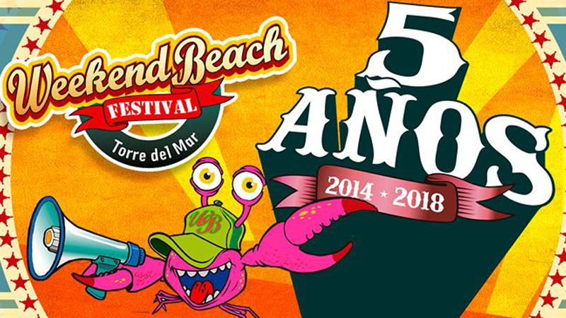 Photo of Todo listo para Weekend Beach Festival 2018