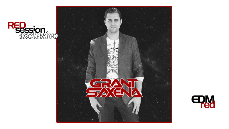 Photo of Grant Saxena para EDMred
