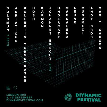 DIYF2018-LONDON-FULL-LINE-UP-450x450 Diynamic Festival London anuncia su cartel completo