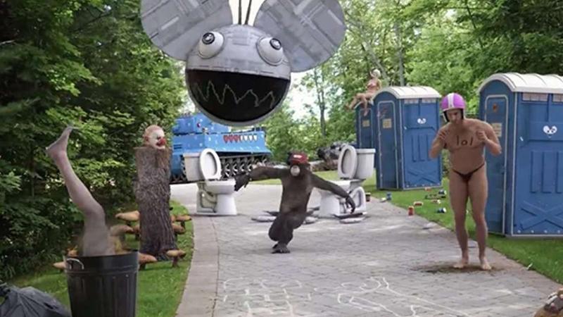 Photo of Deadmau5 vuelve a producir otro videoclip original