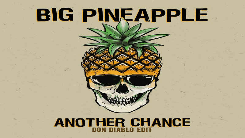 Don-Diablo-EDMred Big Pineapple - Another Chance (Don Diablo Edit)