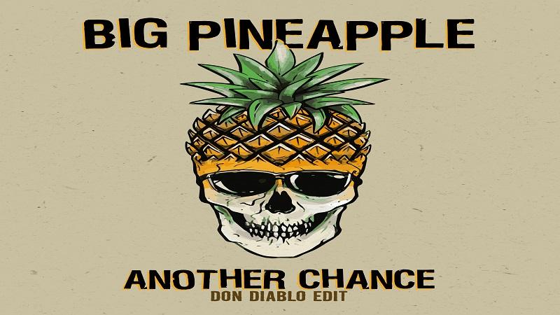 Don-Diablo-EDMred Big Pineapple - Another Chance (Don Diablo Edit)