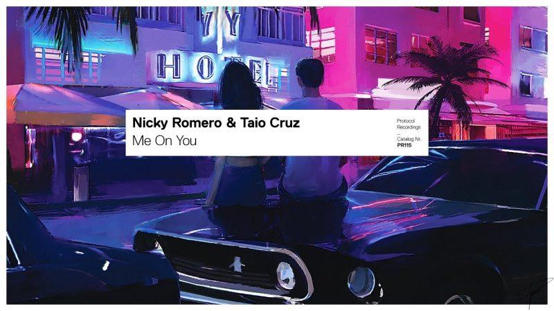 Nicky-Romero-EDMred-800x450 El nuevo tema de Nicky Romero y Taio Cruz se llama 'Me on You'